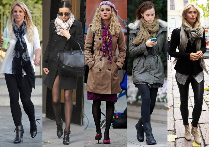 10 Winter Fashion Tips from the Pros