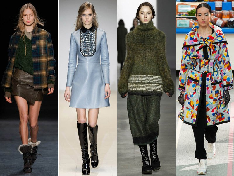 Coats Fashion For Autumn And Winter 2014 Beauty Ruin