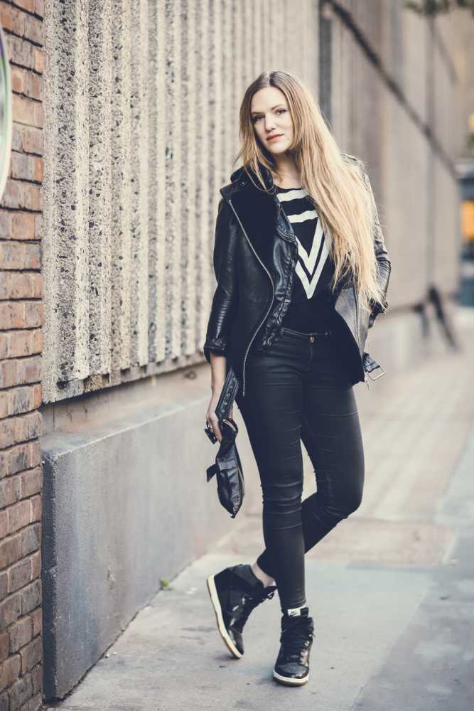 street style at london for autumnwinter 2014 beauty amp ruin