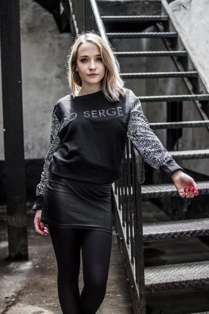Serge Denimes Sweatshirt 1