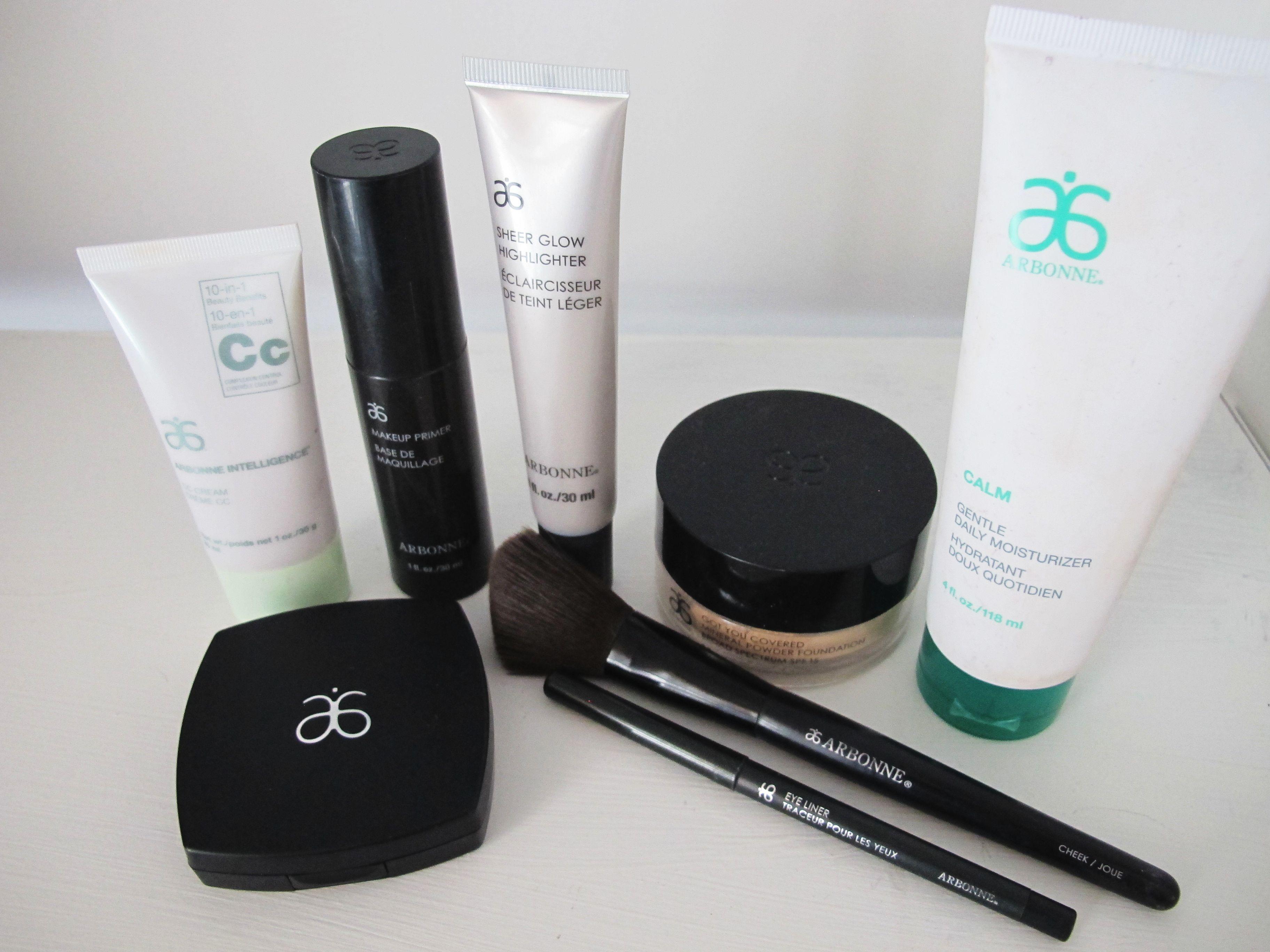 Arbonne Product Review | Beauty & Ruin