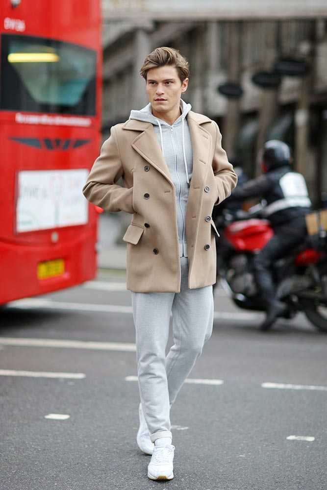 Oliver Cheshire - all Burberry - elle