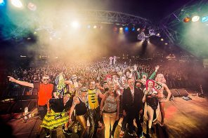The Circus Is in Town: Slamboree Comes to Brighton